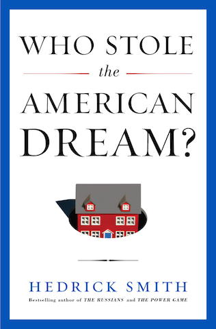 WHO STOLE THE AMERICAN DREAM -- cover